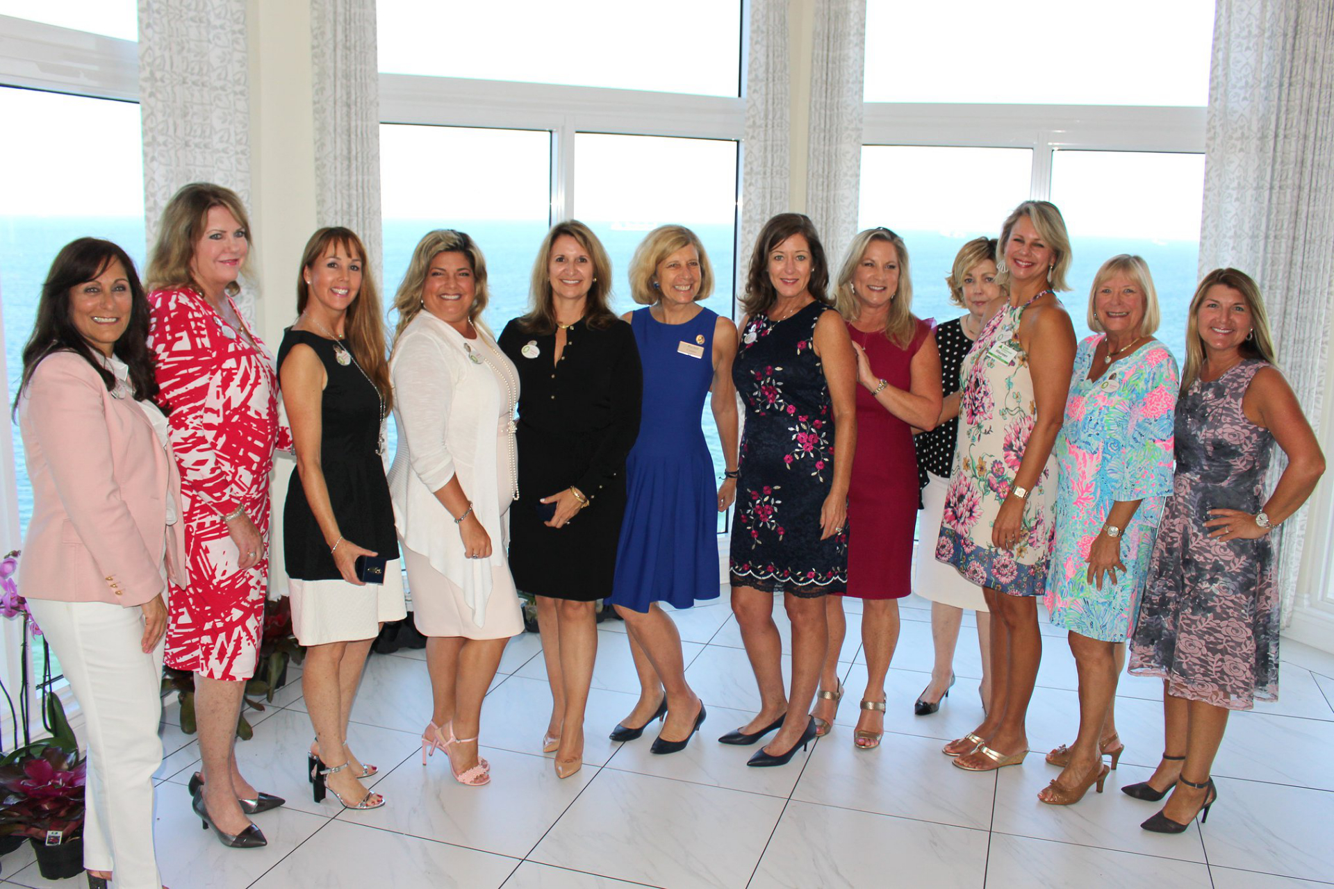 Christine Battles Co-Chairs the Annual Rosé Soirée by JA Circle of Wise Women