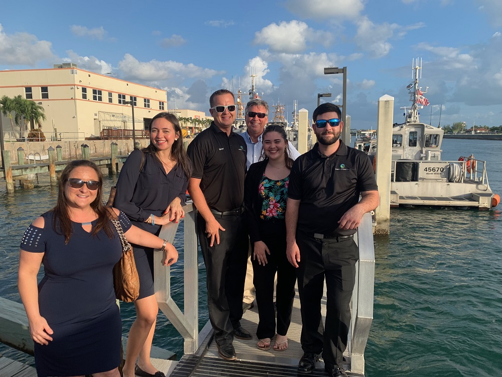 Propeller Club - Port of Miami Annual Coast Guard Night